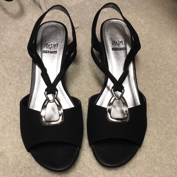 227fa980c impo Shoes - Impo Sandal. Black. Size 8.5